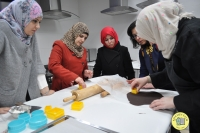 "BWF concluded a practical training course on ""The Art of Cooking and Sweets"""
